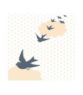 Servetter Flying birds