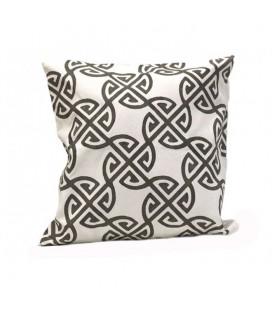 Kuddfodral Cottonhut grå
