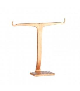 Smyckesstall Koppar 12cm