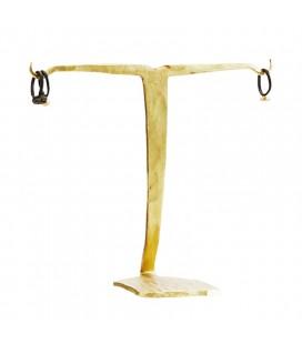 Smyckesställ Guld 17cm