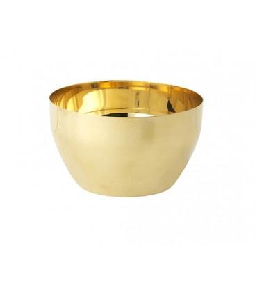 Skål Guld 10cm
