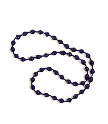 Svart halsband