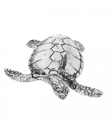Dekor Sköldpadda Silver