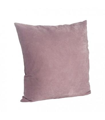 rosa sammetskudde