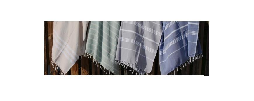 Nyhet i webshopen: Hamam-handdukar från Ticking Stripes!